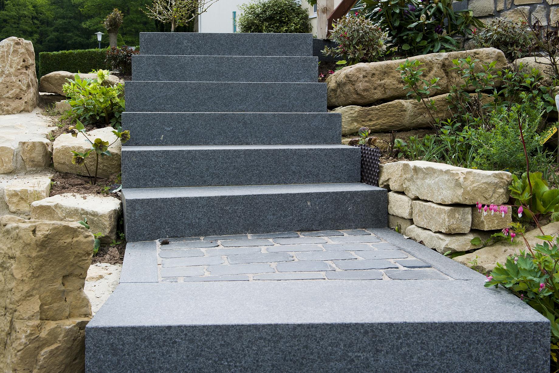 treppe hauseingang